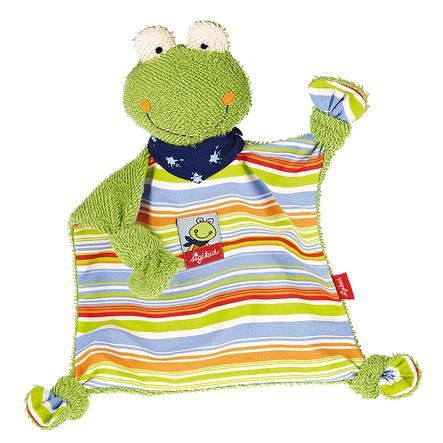 SIGIKID Doudou Grenouille Fortis Frog