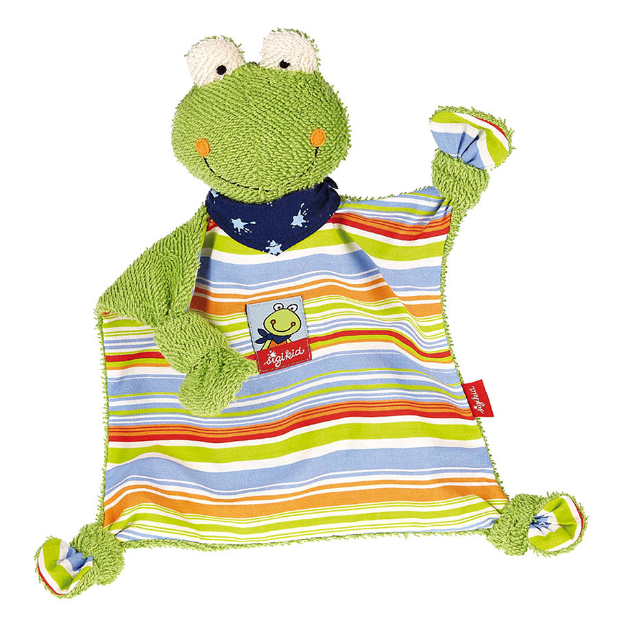 SIGIKID Przytulanka Żabka Fortis Frog