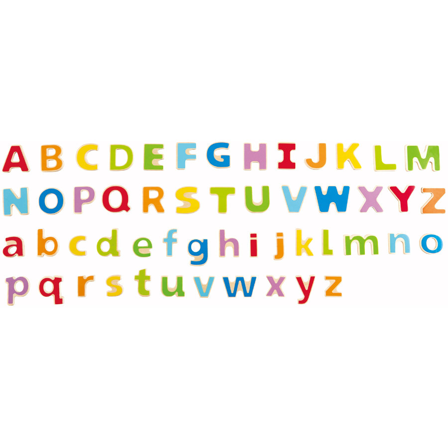 HAPE Aimants Alphabet