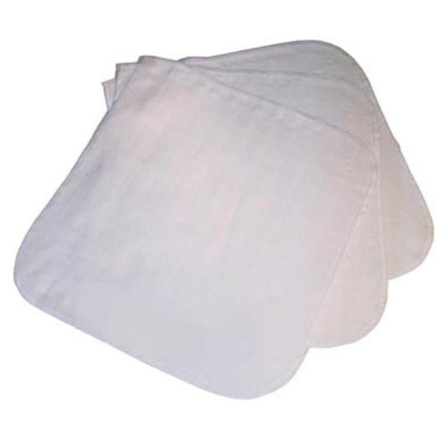 ALVI Cotton Washcloths 20/20 *Bonus Pack - 3 Cloths*