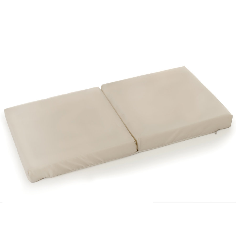 HAUCK ESPRIT Matelas de lit parapluie Sleeper Dream'n Care, beige