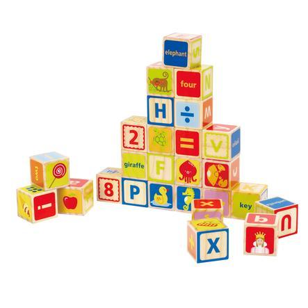 HAPE Cubes Alphabet