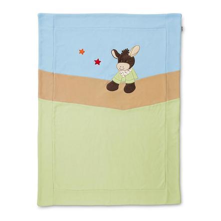 STERNTALER dětská deka osel Emmi