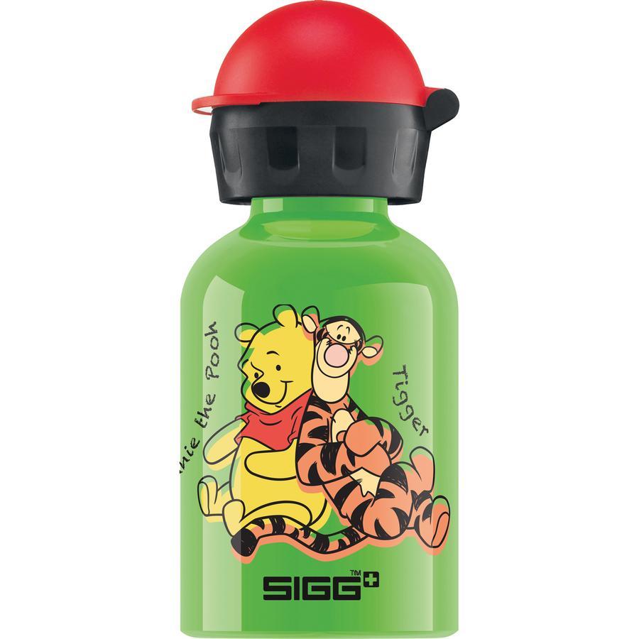 SIGG Láhev na pití 0,3 L Disney - medvídek Pú