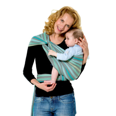 AMAZONAS Baby Tragetuch Carry Sling Pacific 510cm