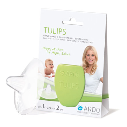 ARDO Tulips Breast Shield Size L