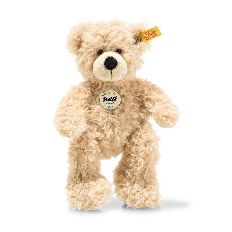 """STEIFF Teddybeer """"Finn"""" 18 cm beige"""