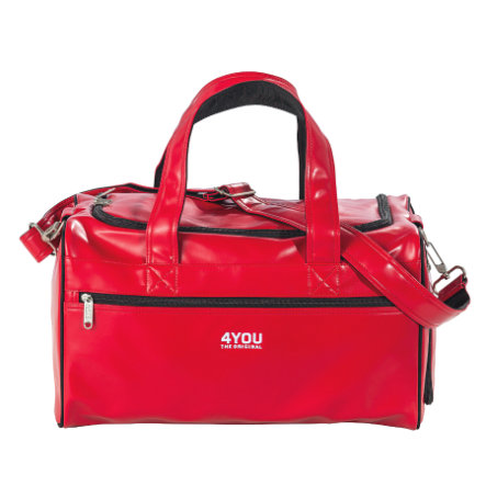 4YOU Sporttasche M - 81400 Red