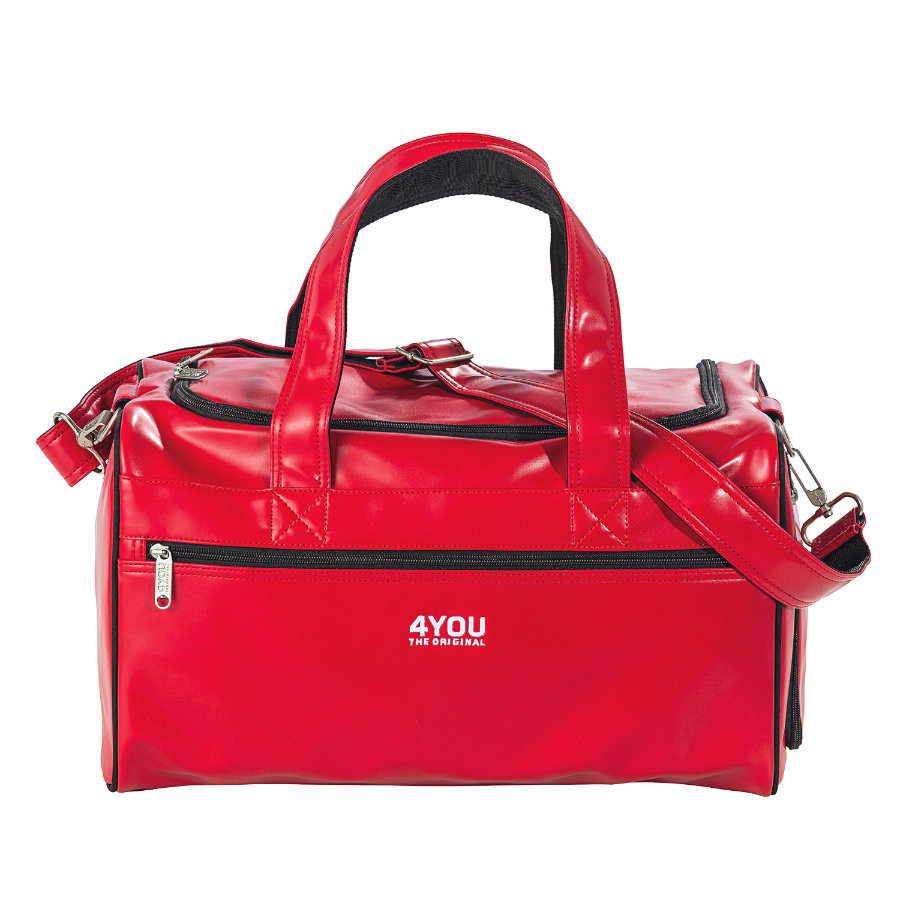 4YOU Torba sportowa M - 81400 Red