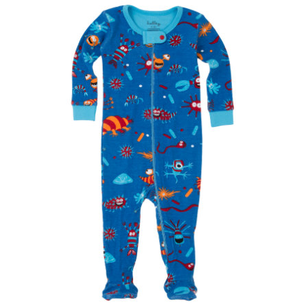 HATLEY Boys Baby Overall MICROSCOPIC CREATURES
