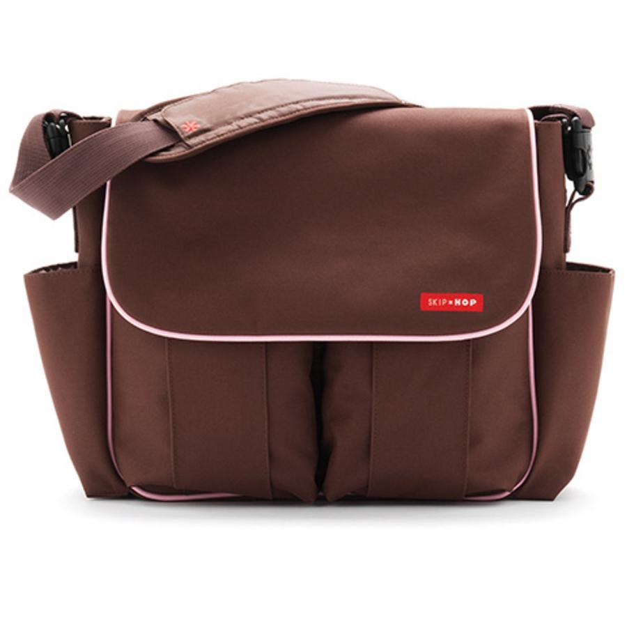 Prebalovací taška SKIP HOP Dash Chocolate