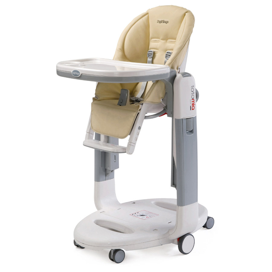 Peg-Perego Chaise haute bébé Tatamia 3 en 1 Paloma