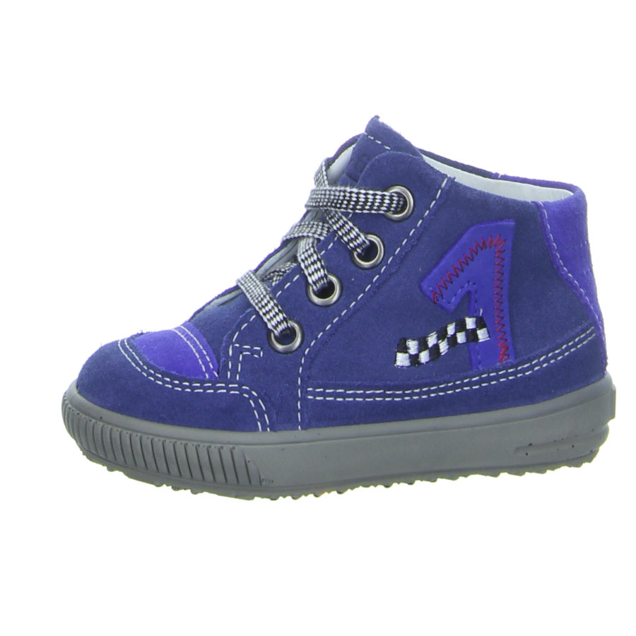 SUPERFIT Boys Halbschuh water