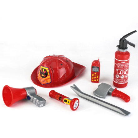 KLEIN Fire Brigade - Set, 7 parts