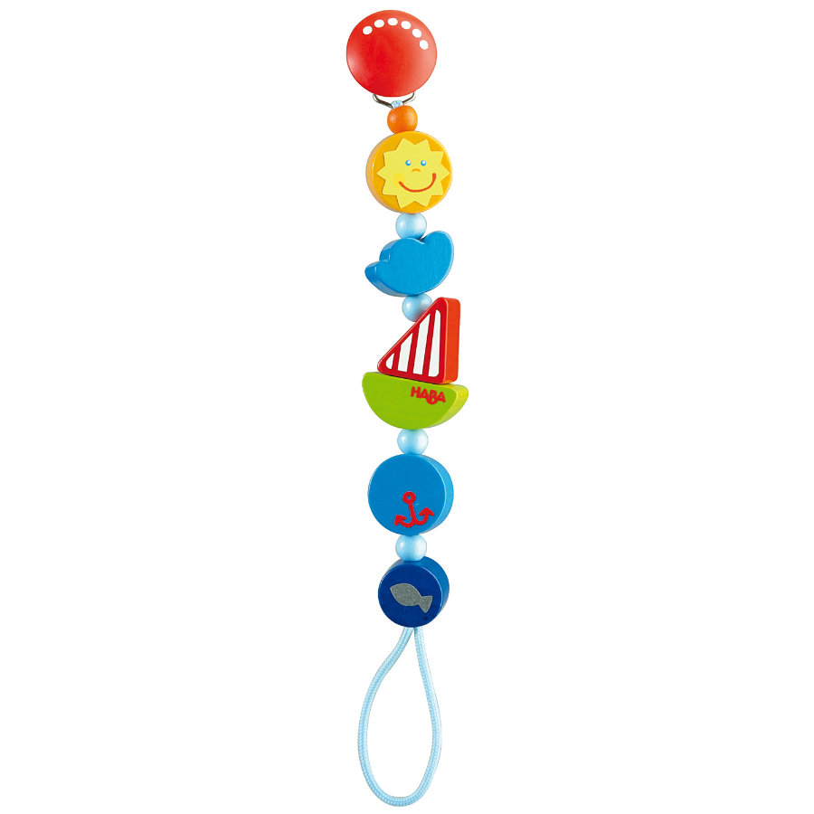 HABA Soother Chain Ship ahoy 301117