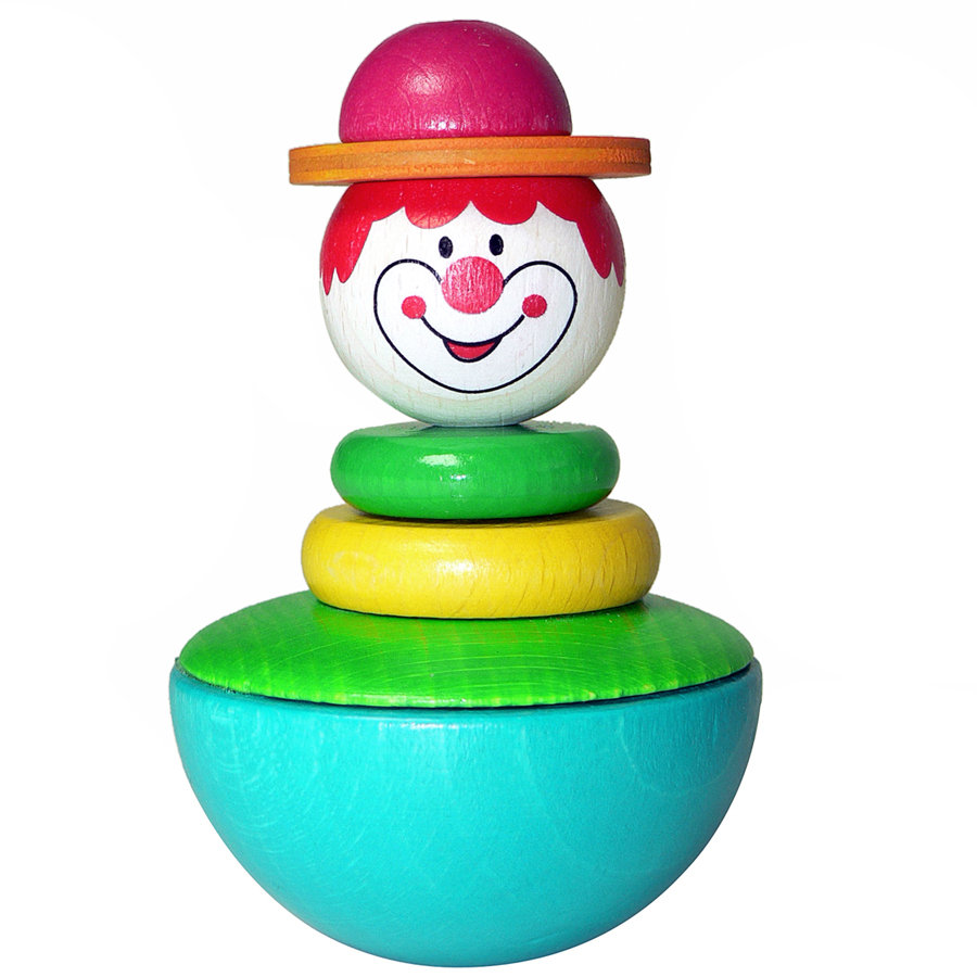 HESS Tumbler Toy - Clown