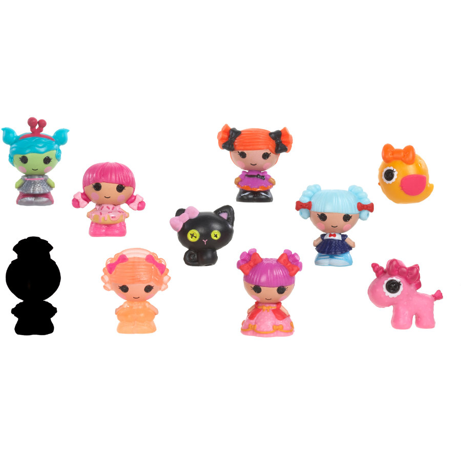 Lalaloopsy TINIES™ - 10er-Pack, Design 2