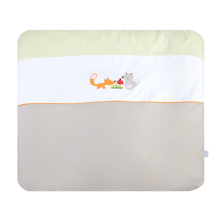 ZÖLLNER Changing Pad - Badger & Fox