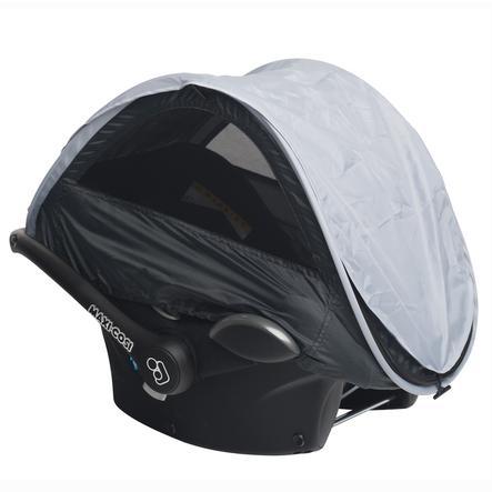 Deryan Protezione seggiolino auto black - grey, colore nero/grigio