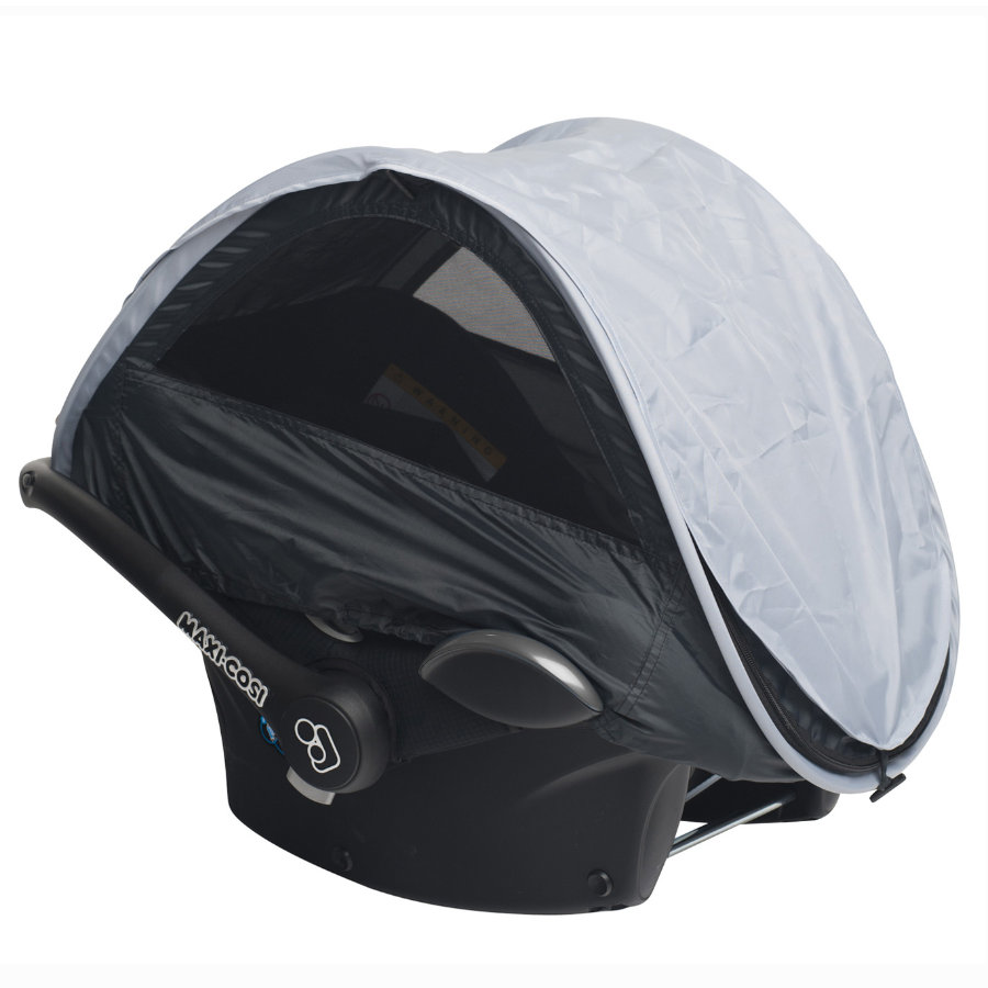 DERYAN Protection de siège auto cosi, black/grey