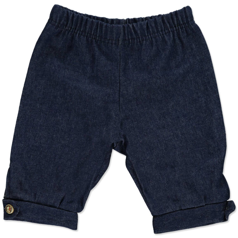CARLINA Girls Baby Spodnie jeans dark blue