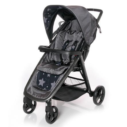 OSANN Stroller Fastfold Black Star
