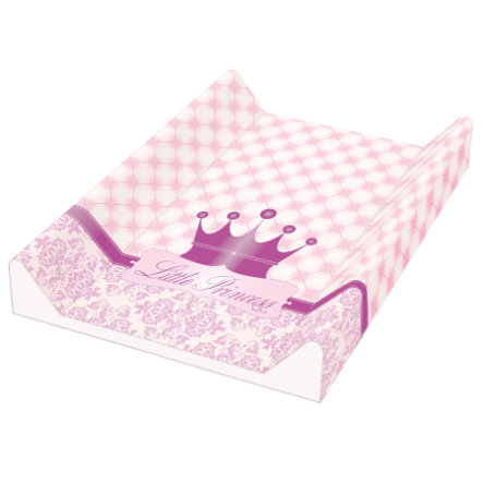 rotho Little Princess tender cambiador baby design wedge rosa pearl 70 x 50 cm
