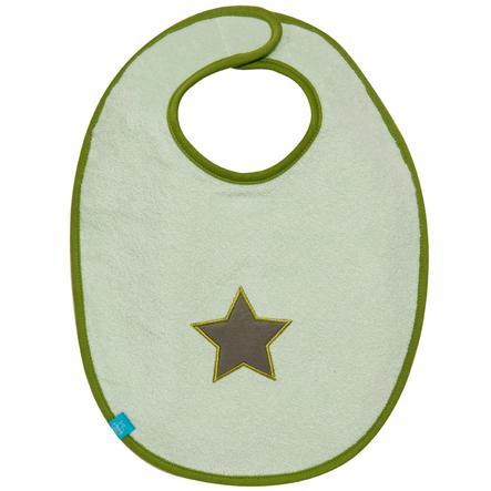 LÄSSIG Bavoir taille moyenne Starlight oliv