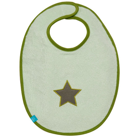 LÄSSIG medium Bib - Starlight Oliv