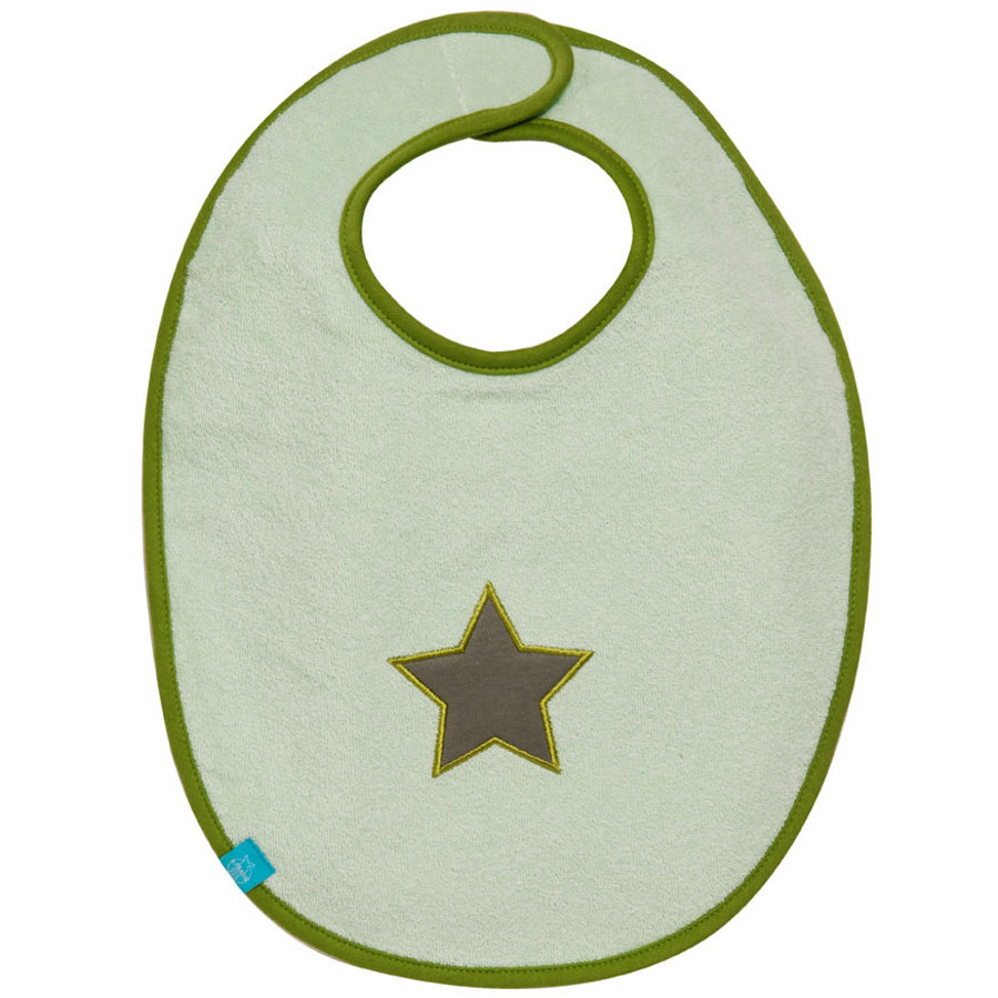 LÄSSIG Ruokalappu medium, Starlight Olive
