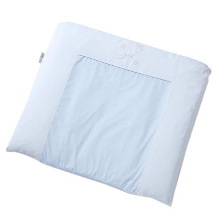 Easy Baby Matelas à langer en tissu Cometa Blue 85 x 75 cm