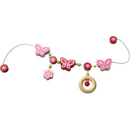 HABA Catenella per succhietto - Farfalle 301120