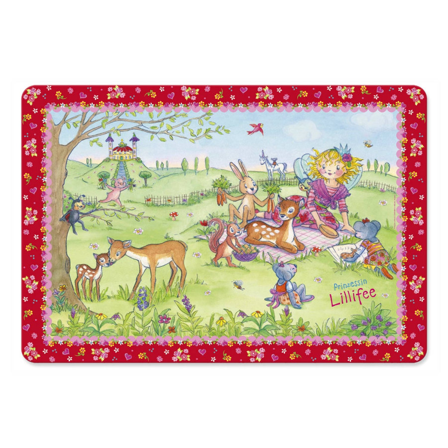 COPPENRATH Placemat - Prinses Lillifee