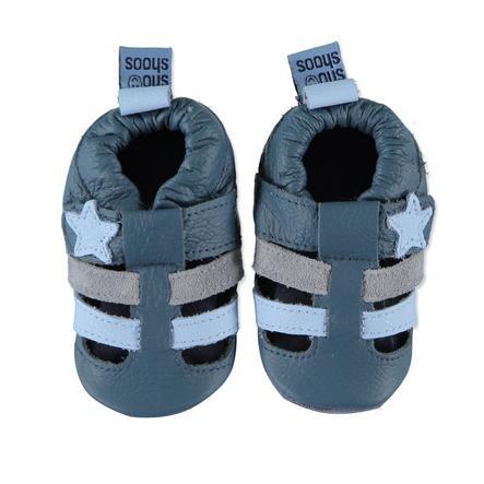 SHOOSHOOS Boys Baby Boty SIROCCO modré