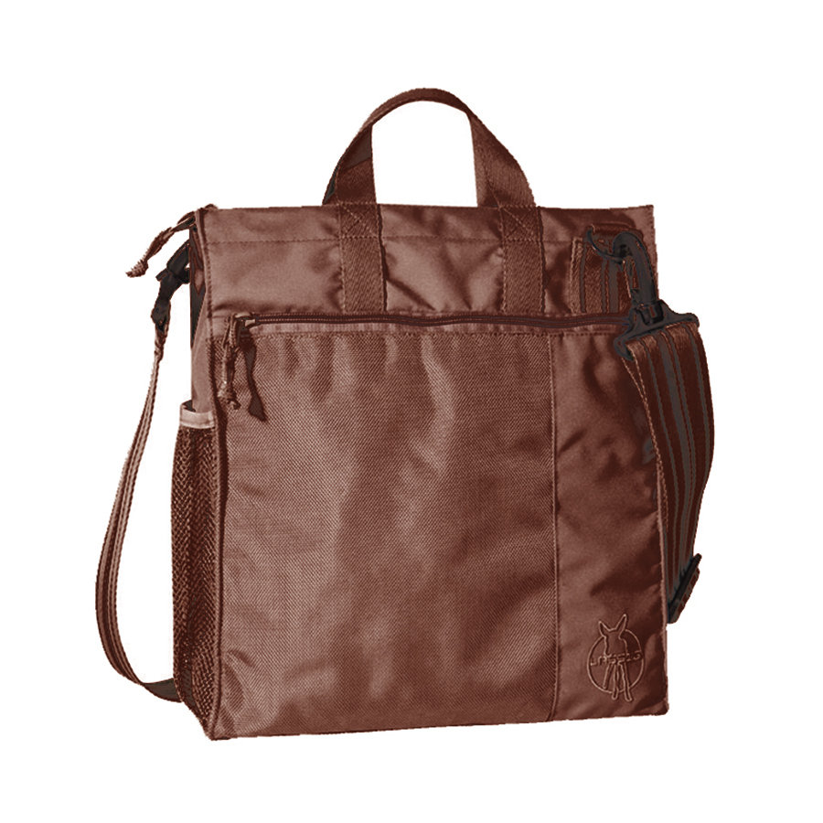 LÄSSIG Sac à langer Casual Buggy Bag Solid choco