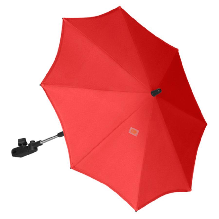KOELSTRA Parasol voor Buggy of Kinderwagen Rood