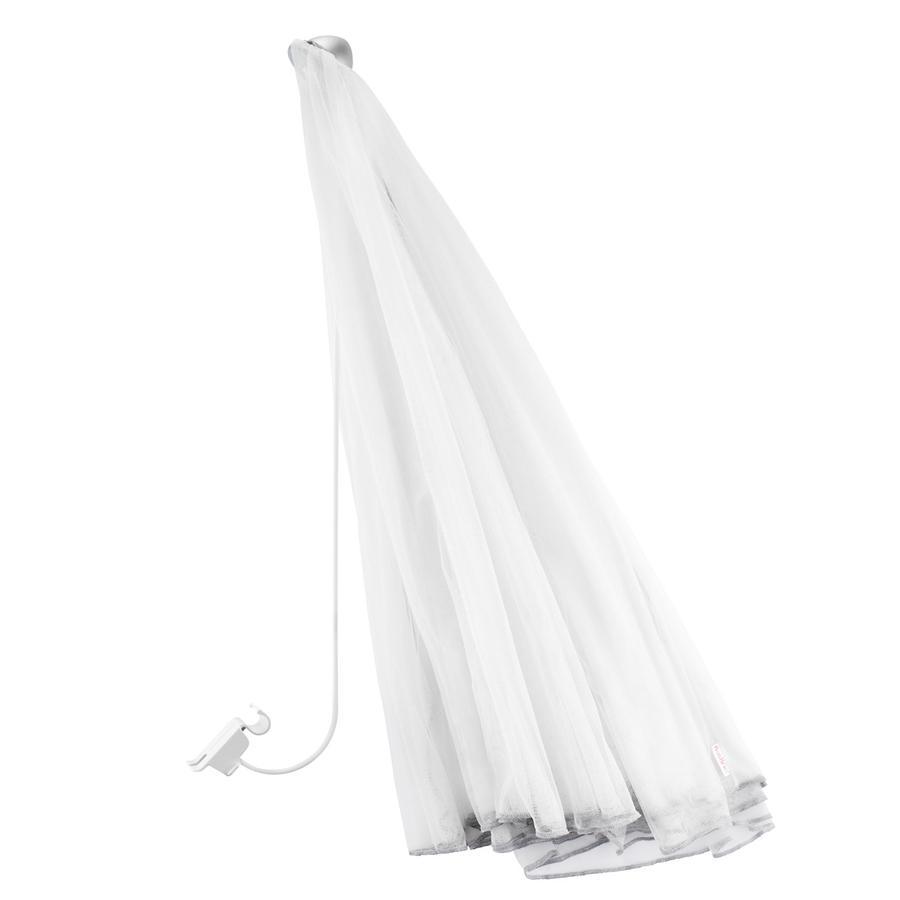 babybj rn ciel de lit pour berceau wiege harmony blanc. Black Bedroom Furniture Sets. Home Design Ideas