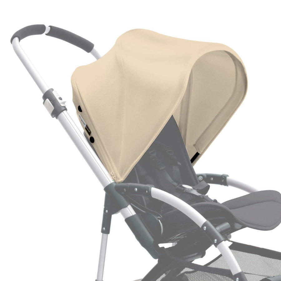 bugaboo Bee Extendable Sun Canopy Off White