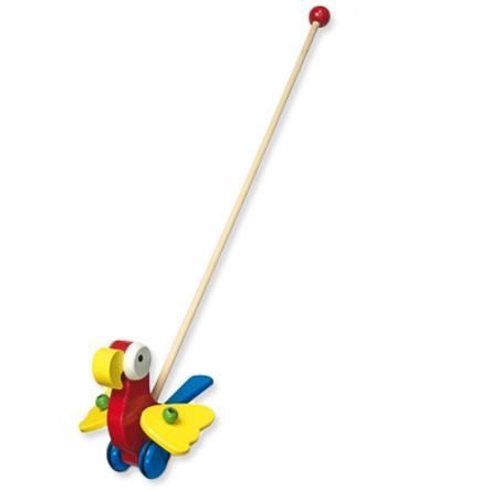 LEGLER Papoušek - posunovací hračka