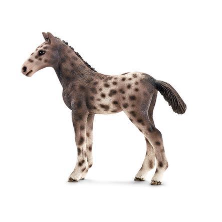 Knabstrupský kůň - hříbě SCHLEICH 13760