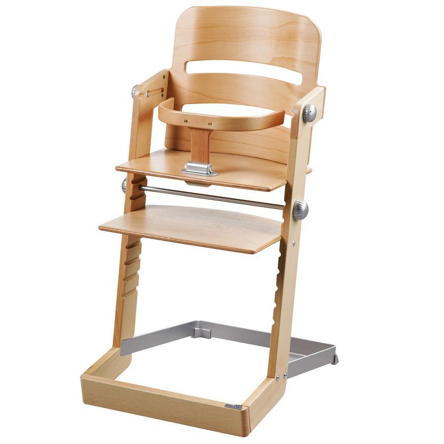 GEUTHER Krzesełko do karmienia Tamino kolor naturalny (2345)