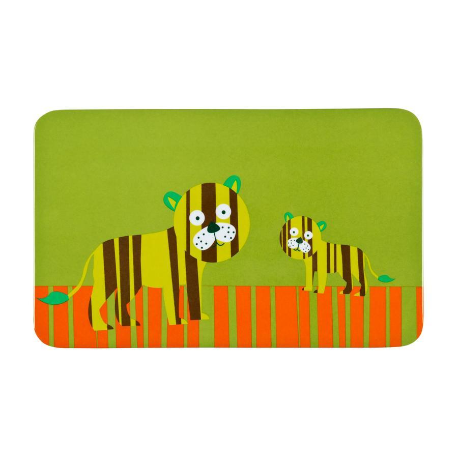 LÄSSIG Podložka na stůl Wildlife tygr
