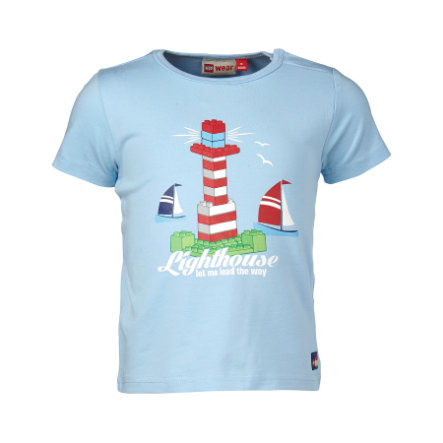 LEGO WEAR Duplo Boys T-shirt TOD 404, gas blue