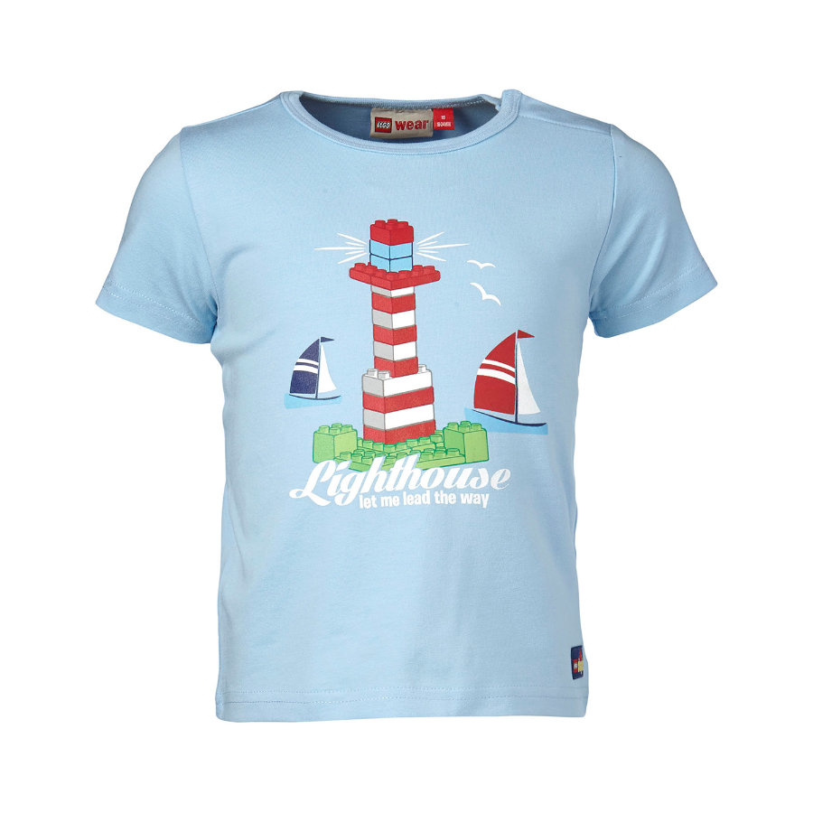 LEGO WEAR Duplo T-Shirt TOD 404 gas blue
