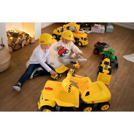 BIG Pelleteuse enfant Maxi-Digger jaune
