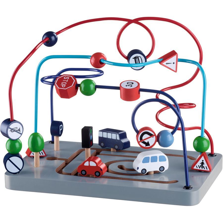 KIDS CONCEPT Motorická hračka - Turbo