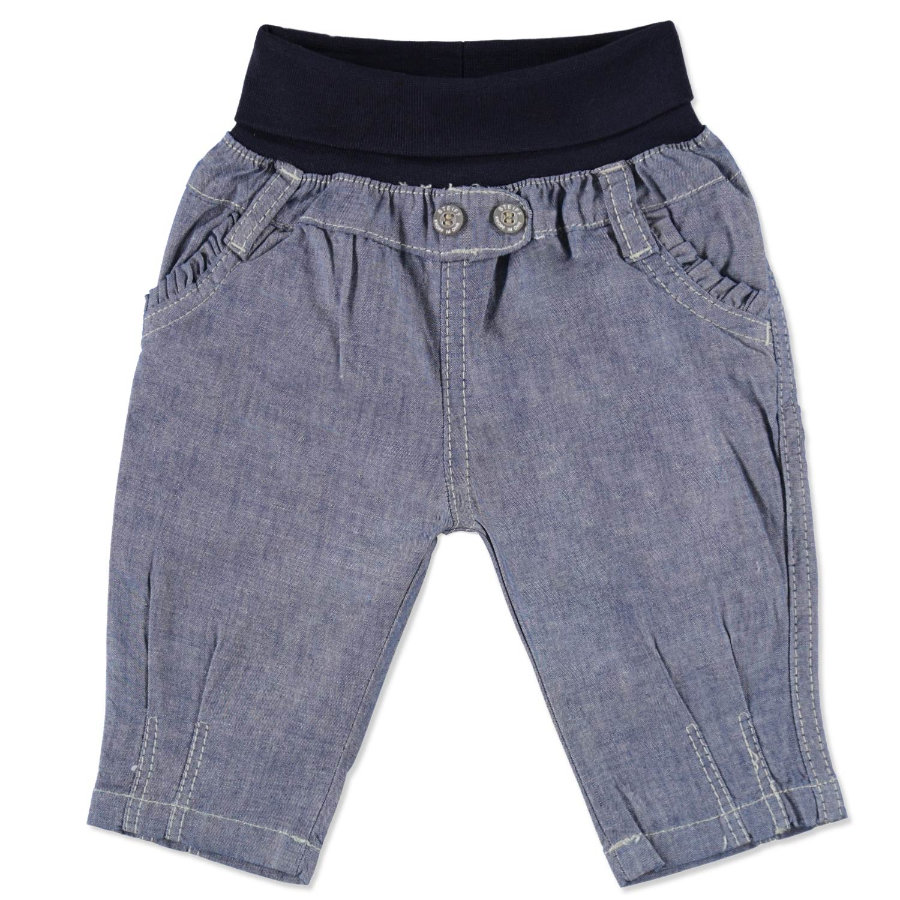 STEIFF Girls Baby Broek blue