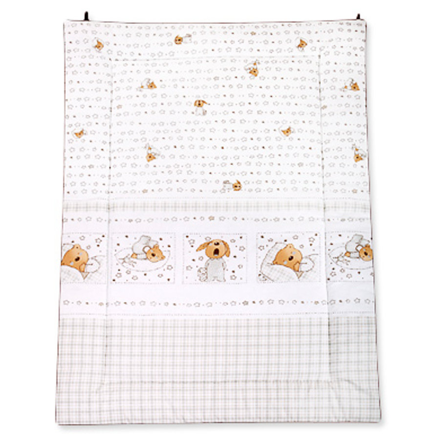 ZÖLLNER 95 x 135 cm Baby Blanket Sweet Dreams (1109-0)