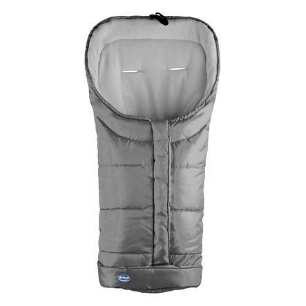 URRA Coprigambe a sacco invernale Standard, grigio/grigio