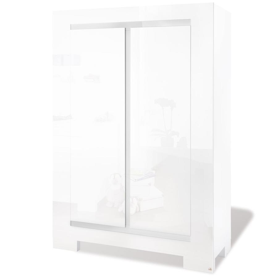 Pino Lino wardrobe Sky 2-drzwiowa szafa lino